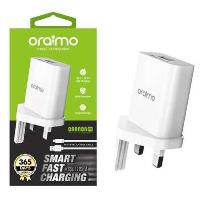 oraimo smart charger